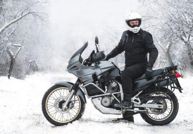 Bikers: ecco come proteggere la moto in inverno!