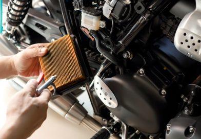 Perché cambiare il filtro dell'aria della moto