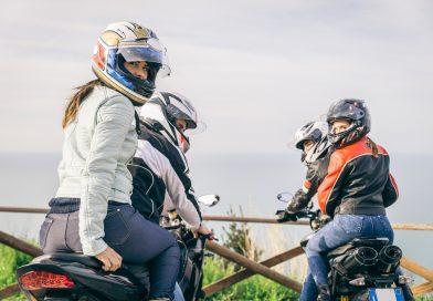 Viaggiare in moto in estate: 5 cose da fare per stare sereni